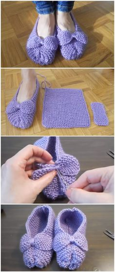 Easy To Make Slipper