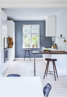 25 anledningar till att inreda hemmet med nyanser av blå – Metro Mode