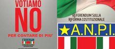 Taranto - Sabato 15 manifestazione per il No dell'ANPI procinciale