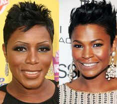 Comedienne Sommore and her sister, actress Nia Long, couldn't be any more different, and that's why we love them.