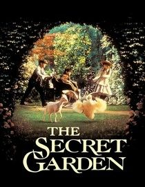 The Secret Garden. Great book & possibly one of my favorite childhood movies. Still amazing as it ever was.