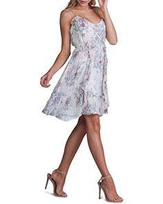 3cb2726e94390 Zimmermann Corsage Plisse Orchid-Print Mini Dress | clothing ...