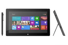 Microsoft prices Pro version of Surface.