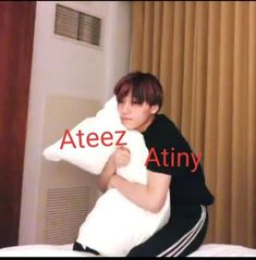Find out your randomized hypothetical outcome with the ATEEZ members … # Fiksi penggemar # amreading # books # wattpad Funny Kpop Memes, Cute Memes, Kid Memes, Cartoon Memes, Meme Pictures, Reaction Pictures, Imagine Wallpaper, K Pop, Yoonmin