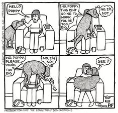 Amazing Comic Captures the Laughable Struggle of Being a Dog Parent