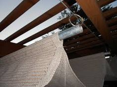how to make retractable roof pergola - Google Search