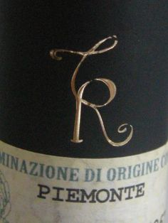 One of the most popular wines coming from Piedmont wineyards