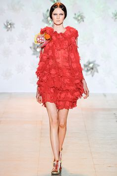 Tsumori Chisato Spring 2015 Ready-to-Wear - Collection - Gallery - Look 2 - Style.com