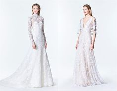 Carolina Herrera - NY Bridal Week 2017