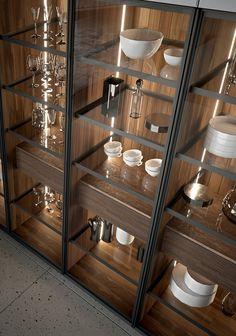 Old Line Moderna Kitchen Room Design, Kitchen Cabinet Design, Modern Kitchen Design, Dining Room Design, Home Decor Kitchen, Interior Design Kitchen, Interior Decorating, Buy Kitchen, Pantry Design
