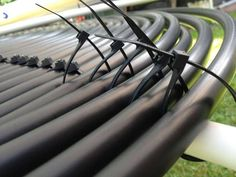 How to Make a Simple Solar Spa Heater on Your Roof