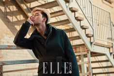 Here is a Park Seo-joon interview translated from Elle Korea magazine, September Park Seo-joon is a Korean actor from the drama Fight for My Way. Asian Actors, Korean Actors, Korean Men, Park Shin, Park Seo Joon, Elle Magazine, Korean Celebrities, K Idols, Pretty Boys