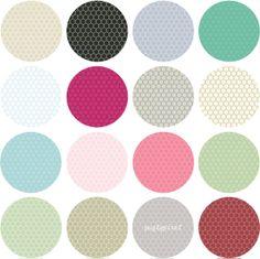 Free honeycomb patterns
