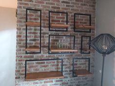 Een prachtige set wandmeubels verkrijgbaar op Loftdeur.nl! Shelfie, Utrecht, Divider, Room, Furniture, Home Decor, Bedroom, Decoration Home, Room Decor