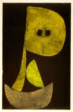 Severe Countenance 1939 Painting By Paul Klee - Reproduction Gallery Art And Illustration, Abstract Expressionism, Abstract Art, Abstract Paintings, Oil Paintings, Landscape Paintings, Paul Klee Art, Oil Painting Reproductions, Art Moderne