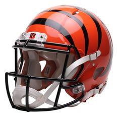 Riddell Cincinnati Bengals Revolution Speed Full-Size Authentic Football Helmet