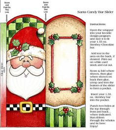 FREE printable candy bar slider - chocolate bar wrap - is for specific chocolate bar but the idea is adaptable Christmas Candy Bar, Christmas Favors, Noel Christmas, Christmas Paper, Christmas Goodies, Christmas Printables, Christmas Chocolate Bar Wrappers, Candy Crafts, Christmas Crafts