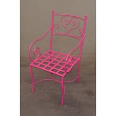 Chair Wrought Iron. Customize Realizations. 475 Chair Bench, Wrought Iron, Furniture, Home Decor, Decoration Home, Room Decor, Home Furniture, Interior Design, Home Interiors