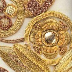 Goldwork Books, Sadi Thread and Shisha Mirrors