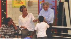 WASHINGTON (WUSA9) -- Judge Merrick Garland's nomination to the Supreme Court holds a special significance for a Northeast Washington Elementary School.