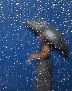 Rain drops. So many rain drops....