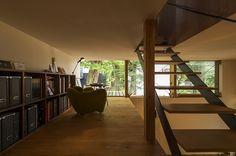 Galería de Casa Para Atrapar el Árbol / Takeru Shoji Architects - 5