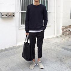Look Fashion, Urban Fashion, Mens Fashion, Streetwear, Mode Man, La Mode Masculine, Christmas Fashion, Minimal Fashion, Fashion Lookbook
