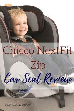 Chicco NextFit Zip Car Seat Review