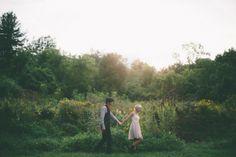 Blog | Carly Short Photography - Woodland Engagement Photography
