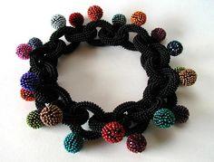 Yael Krakowski, Chain with Balls Necklace