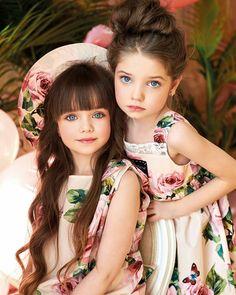 Beautiful Little Girls - Her Crochet Pretty Kids, Beautiful Little Girls, Beautiful Children, Beautiful Eyes, Beautiful Babies, Cute Kids, Beautiful Pictures, Fashion Kids, Cute Baby Girl