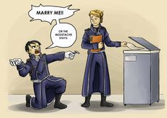 Marry Me! by TessCas on DeviantArt