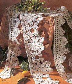 Puntillas crochet 2 - Liru labores textiles - Picasa Web Albümleri