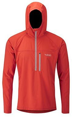 RAB Boreas PullOn Jacket  Mens Oxide Large -- Read more info by clicking the link on the image.