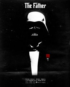 Darth Vader + The Godfather = The Father