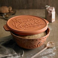 Terracotta Bread Kit by Mason Cash