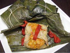 Bacalao Tamales