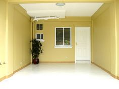 Standard One Car Garage Ideas Single Door Home Design