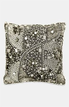 Studs... on a pillow! Who woulda thought!