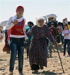 Turkey Syria Refugees Photo Gallery