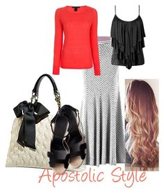 Apostolic Style by emmyholloway on Polyvore featuring Marc by Marc Jacobs, Elle, Hermès and Betsey Johnson