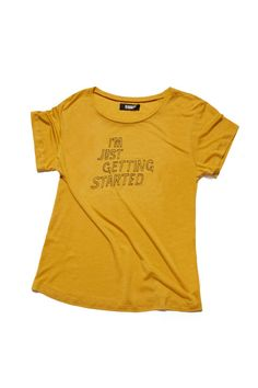 Advocating your beliefs is very charming. We're loving Reformation's new line of Action T's. A large portion of the proceeds are being donated to Planned Parenthood, EDF and ACLU. Ethical Shopping, Reformation, Playing Dress Up, Fashion Outfits, T Shirts For Women, Mens Tops, How To Wear, Clothes, Hangers