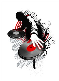 Find Out your best DJ headphone and buying guide.You can decide for yourself what best suits your taste and which DJ headphones best for you. Hip Hop Tattoo, Dj Tattoo, Music Logo, Vinyl Music, Vinyl Art, Vinyl Records, Arte Do Hip Hop, Hip Hop Art, Techno Music