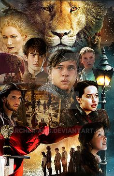 -More Narnia <- Unless given Permission (I don't own anything in this picture, all pictures used belong to their respective owners) Art Work- ©Copyright A.M.S. 2012 Narnia- ©Copyright C.S. Lewis...