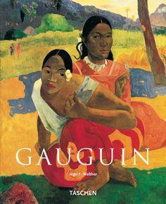 Paul Gauguin, 1848-1903 / Ingo F. Walther    Benedikt Taschen   2007.  Un peregrino entre los mundos: Como apenas ningún otro artista, Paul Gauguin se expuso al modo de vida que él había invocado en su obra. La naturalidad e ingenua armonía de una vida salvaje, primitiva, que él invocó a fin de reprocharle sus defectos a su propia civilización, a la que despreciaba, no deseaba sólo retratarla: quería llegar a conocerla.
