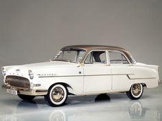 """1956 Opel Kapitän """"2 000 000"""""""