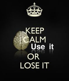 KEEP CALM  OR  LOSE IT