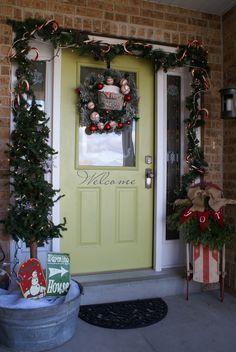Weihnachten Dekoration Klein Innenraum Kleine Deko Details Flur Rot    Christmas   Pinterest   Weihnachten Dekoration, Flure Und  Weihnachtsdekoration