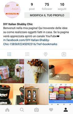 Mi trovate anche su Instagram ❤