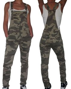 details about womens army military camouflage cargo combat. Black Bedroom Furniture Sets. Home Design Ideas